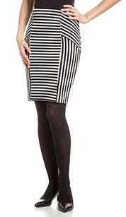 C&A Rok zwart/wit 64% Polyester- 34% Viscose- 2% Elasthan #zomercollectie #zomerkledingdames #zomerkleding