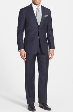 Navy Suit by Hart Schaffner Marx. Buy for $695 from Nordstrom
