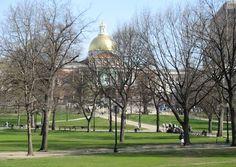 Boston - Boston Commons