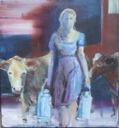 Trennungsschmerz Painting, Art, Pictures, Painting Art, Paintings, Kunst, Paint, Draw, Art Education