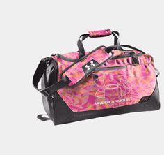 6dabb1a2e89e UA Hustle Storm SM Duffle Bag. Under Armour ...