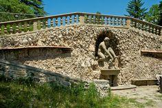 Parco Mediceo- Villa Demidoff- grotta del mugnone