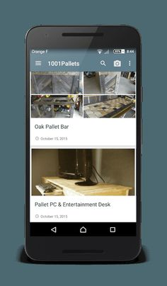 1001Pallets Android App