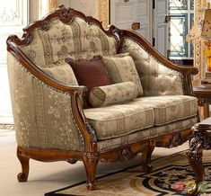 Lovely Antique Living Room Furniture   Home Design Ideas Part 32