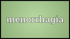 Menorrhagia is a disease take place in females. It is a  heavy overflow of blood during menstrual period. There are many reasons for heavy bleeding during menstrual period such as structural abnormalities in reproductive tract, anovulation, bleeding disorders, cancer of reproductive tract etc. This problem is eliminates by proper treatment. DR. Neelima Mantri provide best menorrhagia treatment Mumbai.