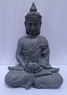 Asiatische Skulptur Obliging Bronze - Outstanding Features Alte Schöne