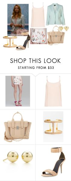 """""""Jane the Virgin: Petra's Style"""" by voguedarling3 ❤ liked on Polyvore featuring Ted Baker, Equipment, 3.1 Phillip Lim, Vince Camuto, Tiffany & Co. and Alexander Wang"""