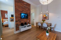 Flat Screen, Table, Room, Interiors, Inspiration, Furniture, Home Decor, Design, Living Room