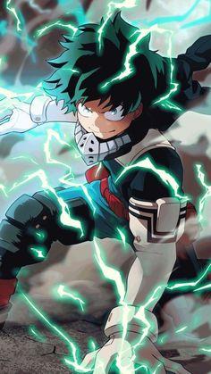 Izuku Midoriya (New) My Hero Academia Episodes, My Hero Academia Shouto, Hero Academia Characters, Deku Anime, Deku Boku No Hero, Gatos Cool, Hero Wallpaper, Animes Wallpapers, Boku No Hero Academy