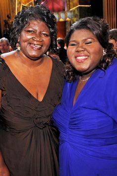 Celebrity moms 416794140484488849 - Sidibe & Mom Source by skyeone Black Celebrities, Beautiful Celebrities, Celebs, Beautiful Family, Beautiful Black Women, Beautiful People, Celebrity Couples, Celebrity Costumes, Celebrity Babies