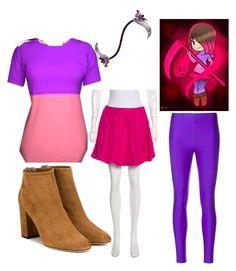 Designer Clothes, Shoes & Bags for Women Undertale Clothes, Undertale Costumes, Undertale Cosplay, Casual Cosplay, Cosplay Outfits, Boy Outfits, Cute Outfits, Undertale Hearts, Fandom Outfits