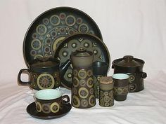 Denby Arabesque - my dinner service