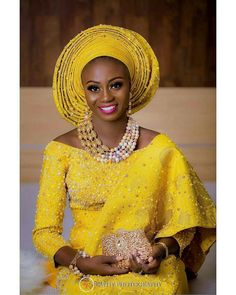 Beaded Aso Oke outfit for couples and single /African women's clothing / couple outfits / wedding suit/ elegant women outfit African Wedding Attire, African Attire, African Wear, African Women, African Style, African Beauty, African Outfits, African Design, African Lace Dresses
