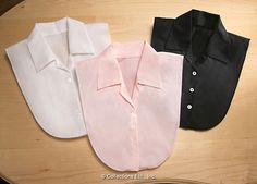 Dickie Shirt Collars | ... shirt collar.(Dickie)? It makes you look like you have a shirt under