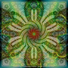 CHALIPONGA - Shamanic, Sacred Geometry, Entheogenic Art