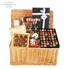 Win Serenata Hampers Ultimate Chocolate Hamper, #Giveaway, #Competition
