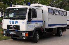 FüKomKW - THW OV Osterode am Harz - ex BGS Funkkraftwagen