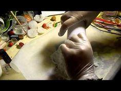 Tutorial: ricetta della pasta di mais a freddo, senza il bisogno di cuocerlaaaa! - YouTube