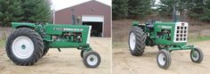 Oliver 1800 Wide Front Diesel 1964 Tractor in Business & Industrial, Heavy Equipment Parts & Accs, Antique & Vintage Equip Parts   eBay