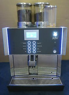 Wmf #bistro bean to cup 2 hopper #commercial coffee espresso cappuccino #machine,  View more on the LINK: http://www.zeppy.io/product/gb/2/381766959694/