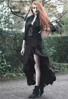 Velvet Ruffle - Click for Olivia Emily in Music Ambiance http://gv.lauderlis.net/olivia_emily_4.php