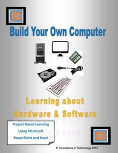 This lesson teaches the basics of computer hardware and software while letting students explore what's inside the computer!Start with a PowerPoint presentation to the class, then students create a PowerPoint to reinforce their knowledge of computer parts.