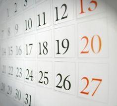 Creating an Editorial Calendar for Blogging