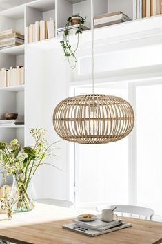Want to buy hanging lamp Indy natural? hanging lamps Chore, Want to buy hanging lamp Indy natural? Room Inspiration, Interior Inspiration, Home Lighting, Pendant Lighting, Home And Living, Living Room, Modern Country Style, 1930s House, Living Comedor