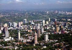 Foz do Iguaçu, Oeste- As 50 Maiores Cidades do Paraná - SkyscraperCity