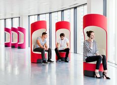 Cega | Breakout & Upholstery | Office seating designer and manufacturer | Contract seating supply