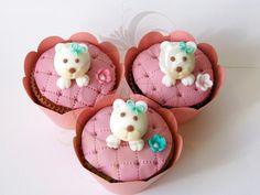 Bear CupCake - Caketutes Cake Designer