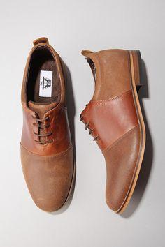 Daniel's wedding shoes