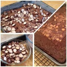January 12, 2014.  Malted Milk Chocolate Cake from The Beekman 1802 Heirloom Dessert Cookbook