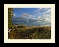 Coastal Captivating Sunset Framed Photographic Print
