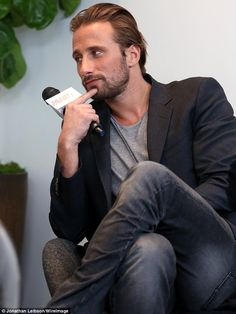 Matthias Schoenaerts, how have you managed to escape my attention thus far??
