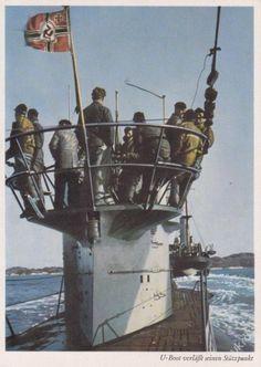 Pohlednice ponorka na základně (6027534029) - Aukro - největší obchodní portál