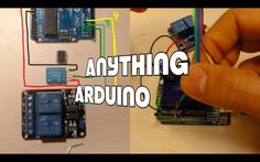 In this quite long video tutorial we go through the process of downloading and installing support for the DHT11 humidity and temperature sensor. We then make...