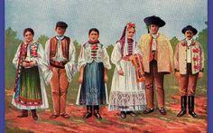 Gömöri magyar népviselet, Felvidék