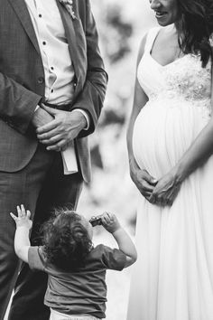 Loved this sweet moment during the wedding vows! Rickety Bridge Wedding | Expressions Photography