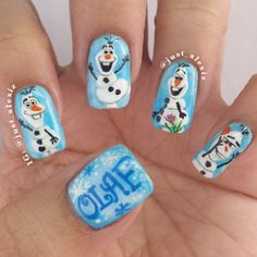 OLAF! @Kassey Weaver Maldag - I know you love him too. haha