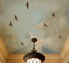 Stencils Flying Birds 3pc kit, DIY Reusable Bird stencils wall decor | eBay