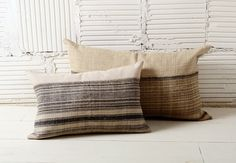 natural, homespun textiles, like from 1910, Old Faithful, or Litchfield