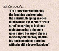 love it big curvy plus size women are beautiful! Accept your body. Real women's bodies. Body consciousness