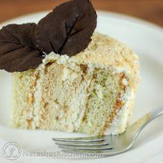 Kievsky aka Kiev Cake Recipe - Киевский Торт