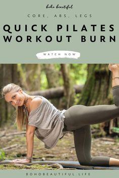 Pilates Workout, Cardio, Pilates Video, Pilates Instructor, Week Workout, Workout Exercises, Workout Routines, Workout Fitness, Toned Tummy