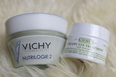 Vichy Nutrilogier 2 Kiels augencreme Creamy eye treatment
