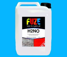 FUZE H2NO, waterless car shampoo. Available in 750mls, 5 litres and 25 litres. Dry wash your car with this powerful waterless cleaning system.