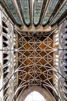 ˚York Minster - York, UK