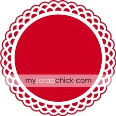 Stacking Circles Frame: click to enlarge