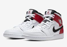 best website 8dbe0 f4d8f Another Chicago Style Remix Arrives On The Air Jordan 1 Mid   Air Jordan    Pinterest. Nike Basketball ...
